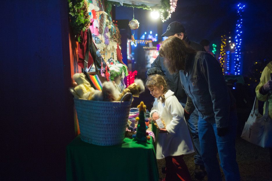 Oregon Gardens Christmas.The Oregon Garden Celebrates Second Annual Christmas In The